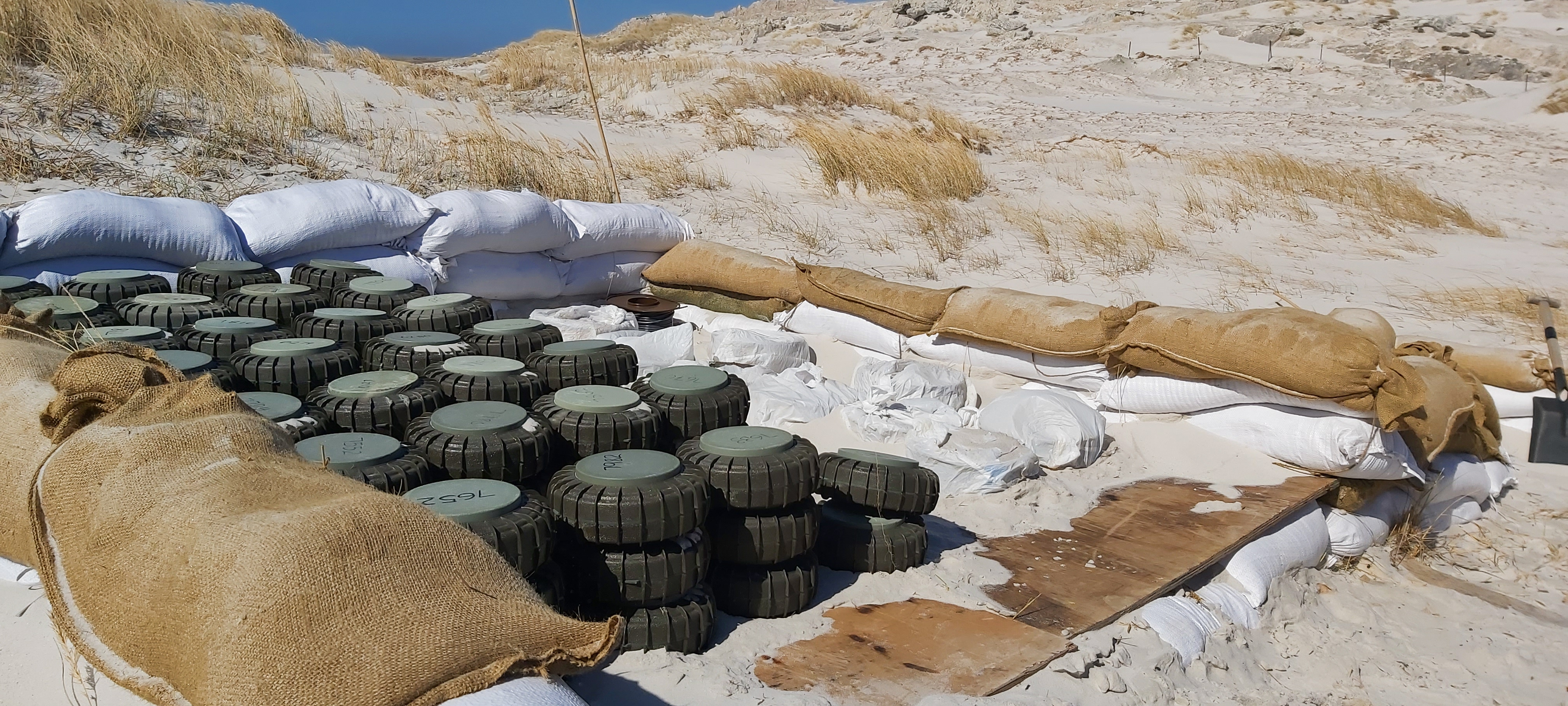 The History of Land Mines in The Falklands