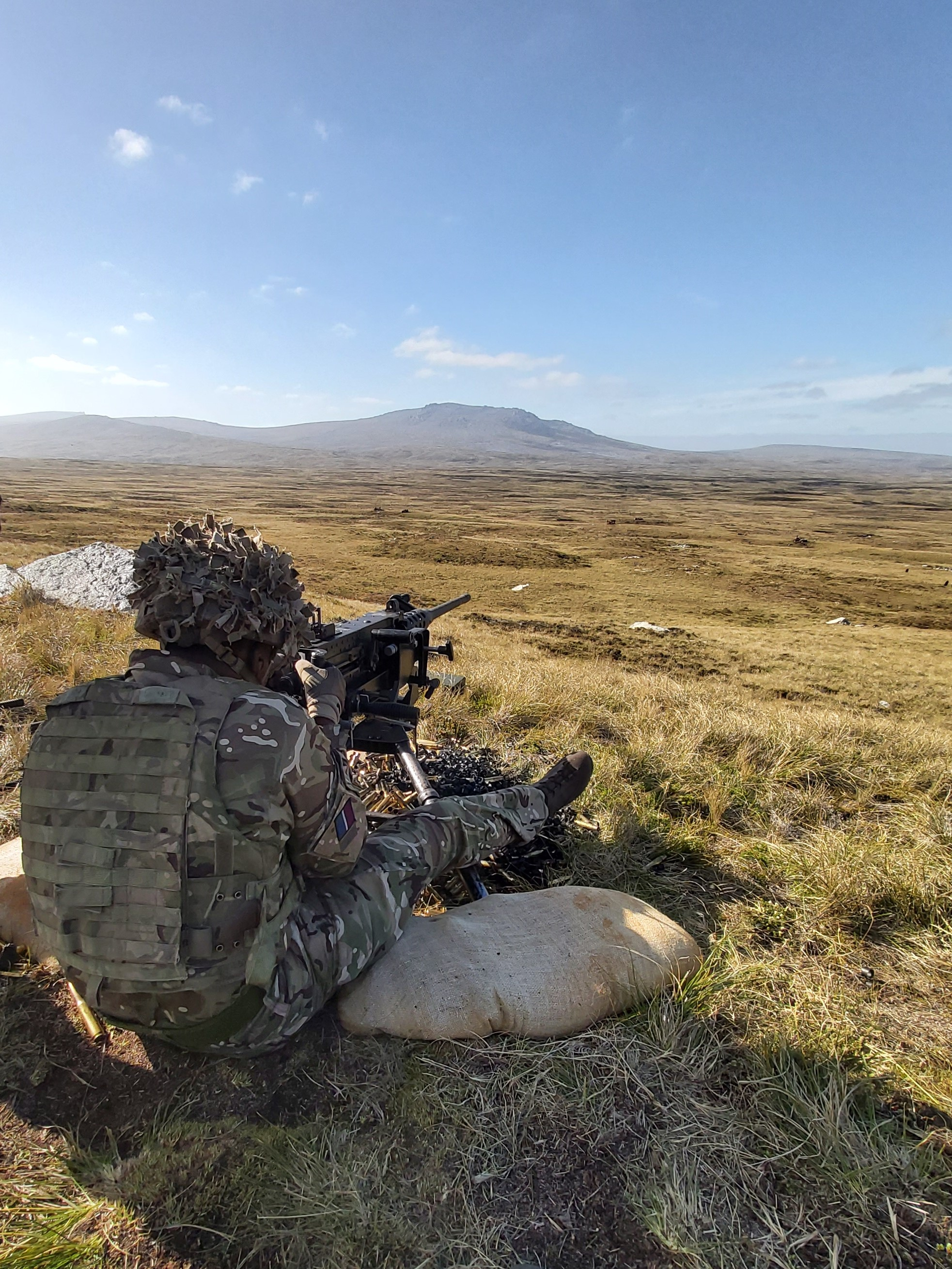 British Forces South Atlantic Capability Day