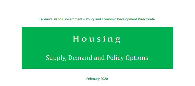 Housing Policy In The Falkland Islands