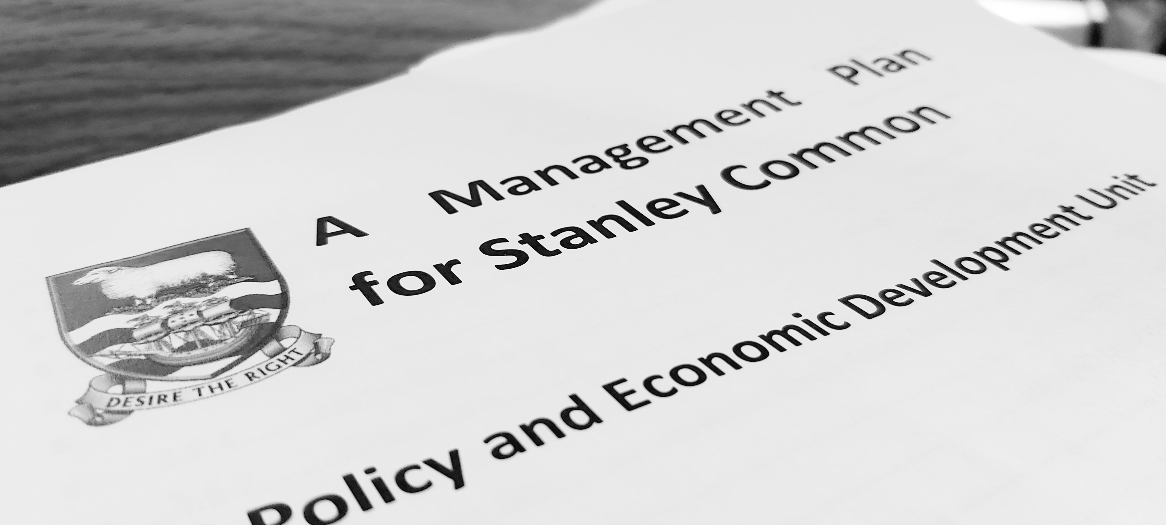 Stanley Common Management Plan